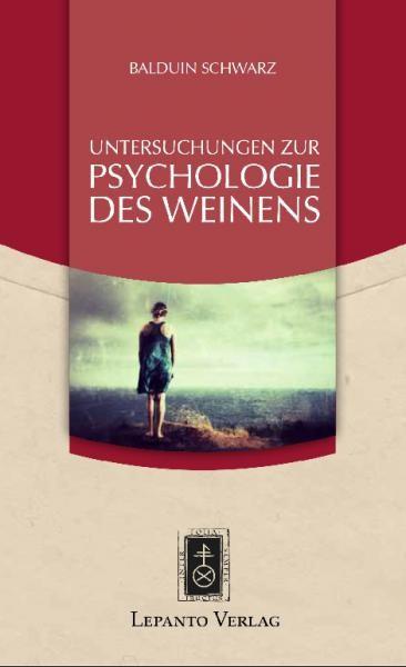 Untersuchungen zur Psychologie des Weinens