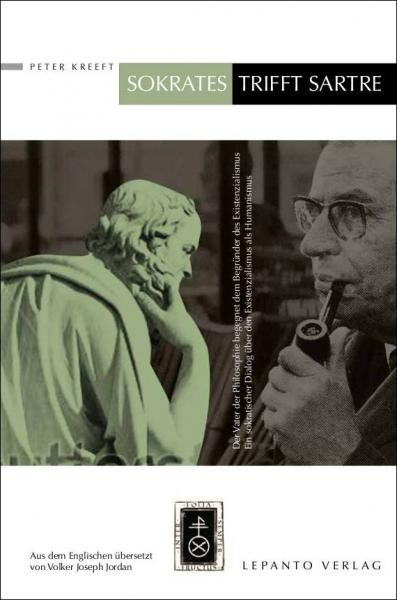 Sokrates trifft Sartre